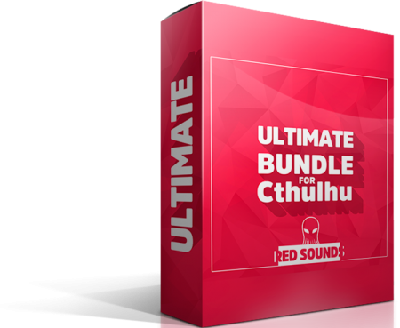 RED SOUNDS Ultimate Bundle For Cthulhu Synth Presets