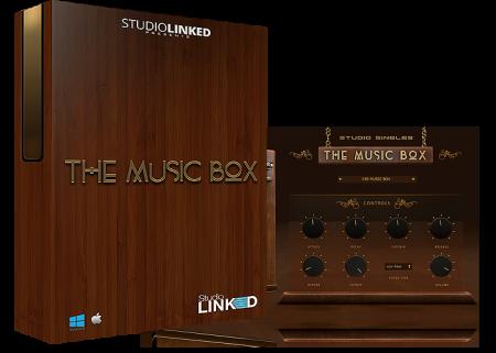StudioLinkedVST Music Box v1.00 WiN MacOSX