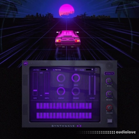 BeatSkillz Synthwave KZ