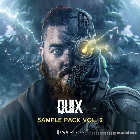 Splice Sounds QUIX Sample Pack Vol.2 WAV