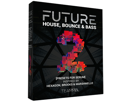 TEAMMBL Sounds Future House Bounce and Bass Vol.2 for Serum Synth Presets