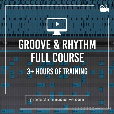 Production Music Live Groove and Rhythm TUTORiAL
