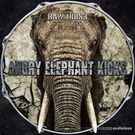 RawNois3 Angry Elephant Kicks WAV