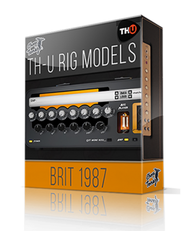 Overloud Brit 1987 Rig Library Synth Presets