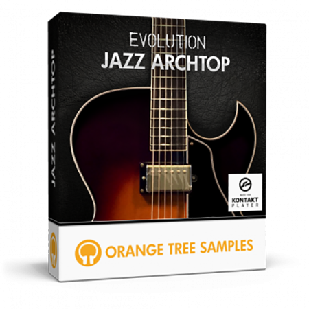 Orange Tree Samples Evolution Jazz Archtop KONTAKT