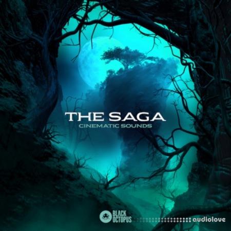 Black Octopus Sound The Saga Cinematic Sounds WAV