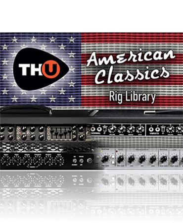 Overloud American Classics Rig Library Synth Presets