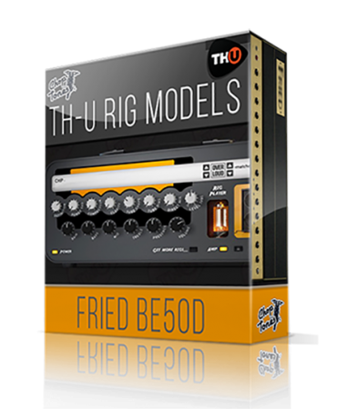 Overloud Choptones Fried BE50D Rig Library Synth Presets