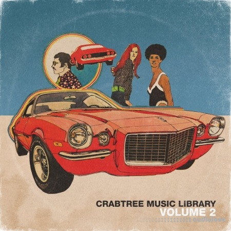 Crabtree Music Library Vol.2 Compositions and Stems WAV DAW Templates