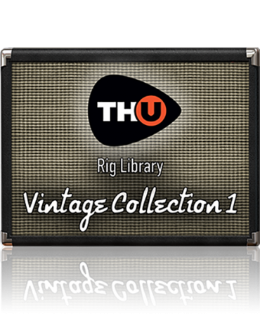 Overloud Vintage Collection Vol.1 Rig Library Synth Presets