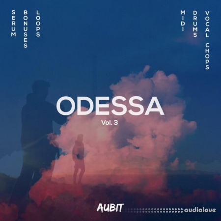 Aubit Sound ODESSA Vol.3 WAV MiDi Synth Presets DAW Templates