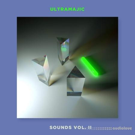 Splice Sounds Ultramajic Sounds Vol.2 WAV