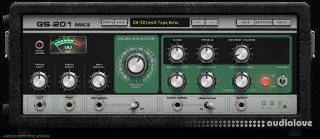 Genuine Soundware GS-201 Mk2