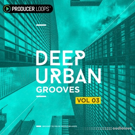 Producer Loops Deep Urban Grooves Vol.3 WAV MiDi