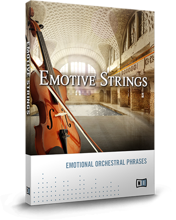 Native Instruments EMOTIVE STRINGS KONTAKT