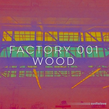 Drum and Lace Factory 001 Wood WAV
