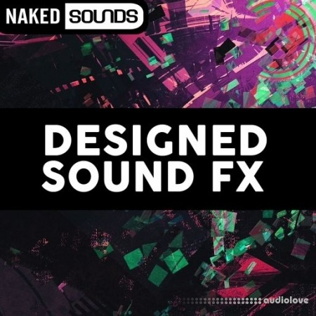 Naked Sounds Designed Sound FX WAV