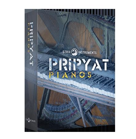 Strix Instruments PRIPYAT Pianos