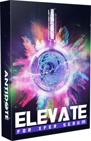 Antidote Audio Elevate Synth Presets