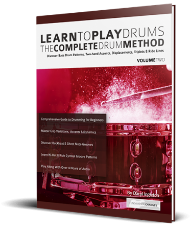 Learn to Play Drums Volume 2
