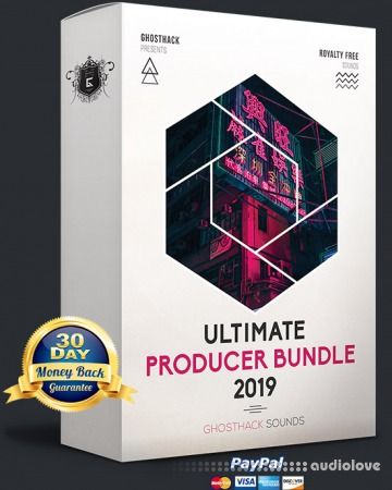 Ghosthack Ultimate Producer Bundle 2019 WAV MiDi Synth Presets DAW Templates