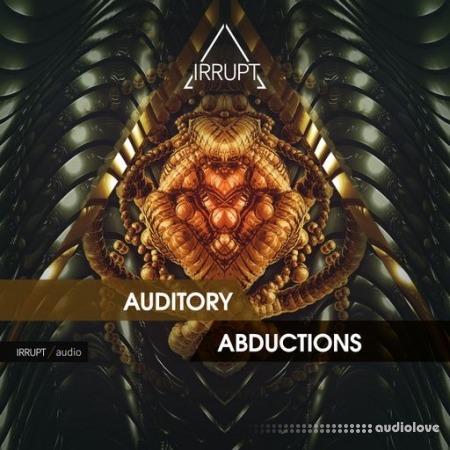 IRRUPT Audio Auditory Abductions WAV