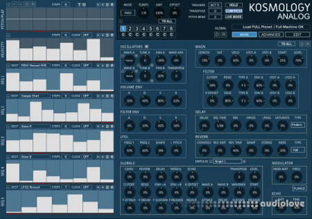 Homegrown Sounds Kosmology Collection KONTAKT