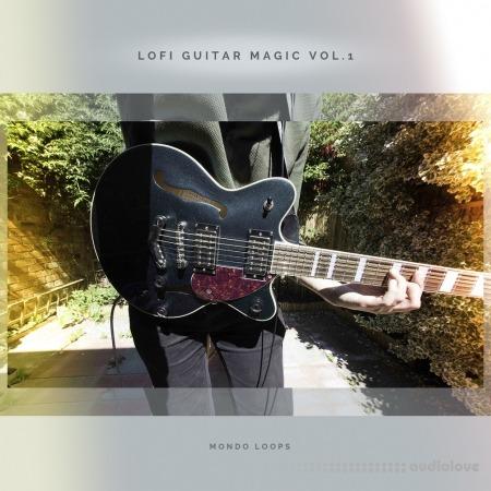 Mondo Loops LoFi Guitar Magic Vol.1 WAV