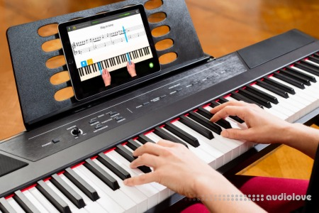 Udemy Virtual Piano Lessons A New Way To Learn Piano TUTORiAL
