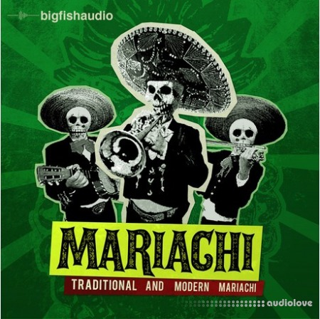Big Fish Audio Mariachi MULTiFORMAT