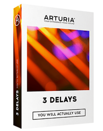 Arturia 3 Delays