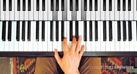 Udemy Advanced Piano Chords 1 circle of 5ths patterns etc TUTORiAL