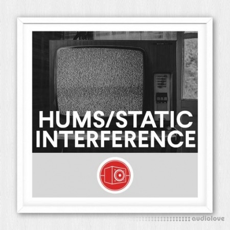 Big Room Sound Hums Static Interference WAV