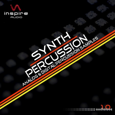 Inspire Audio Synth Percussion MULTiFORMAT