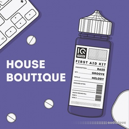 IQ Samples House Boutique WAV MiDi