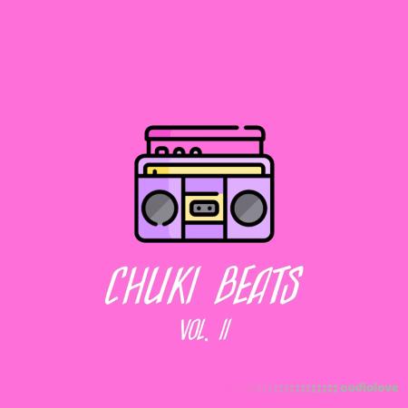 Chuki Beats Kit Vol.2 WAV MiDi