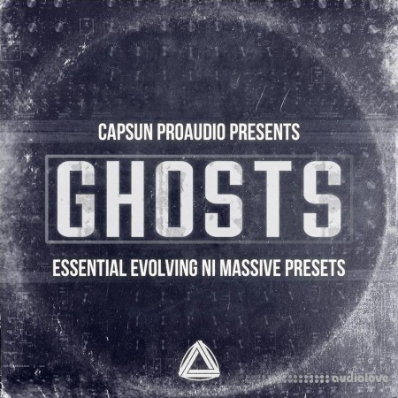 CAPSUN ProAudio Ghosts Essential Evolving WAV Synth Presets
