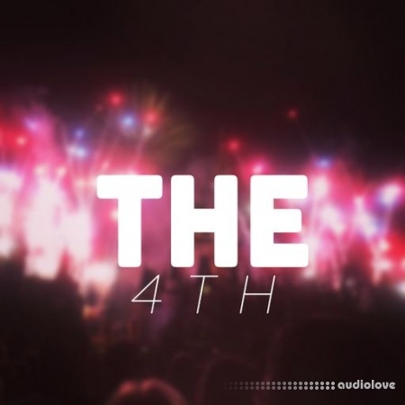 DiyMusicBiz The 4th Fireworks SFX Sound Pack WAV
