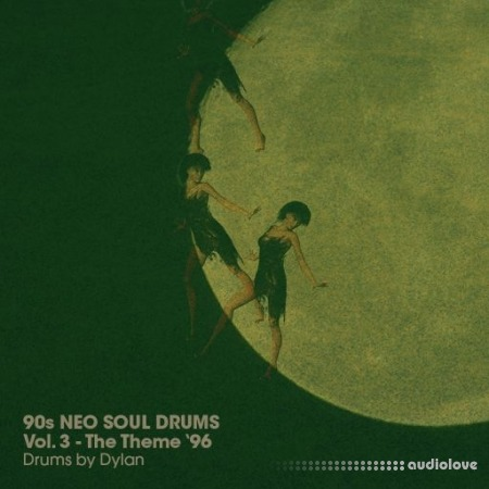 Dylan Wissing 90s NEO SOUL DRUMS Vol.3 The Theme WAV