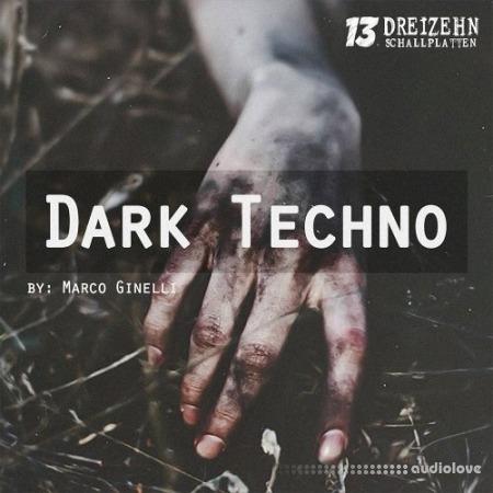 Dreizehn Schallplatten Dark Techno by Marco Ginelli WAV