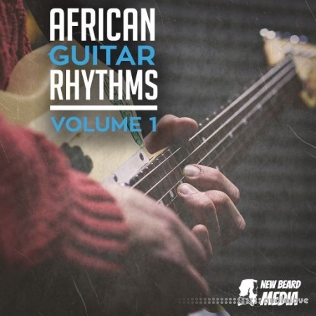 New Beard Media African Guitar Rhythms Vol.1 WAV