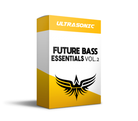 Ultrasonic Future Bass Essentials Vol.2 WAV Synth Presets DAW Templates