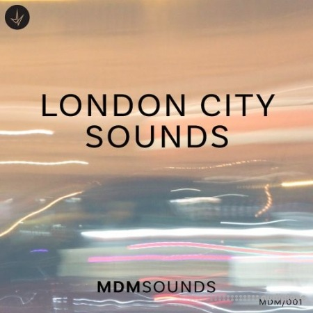 MDM Sounds London City Sounds WAV