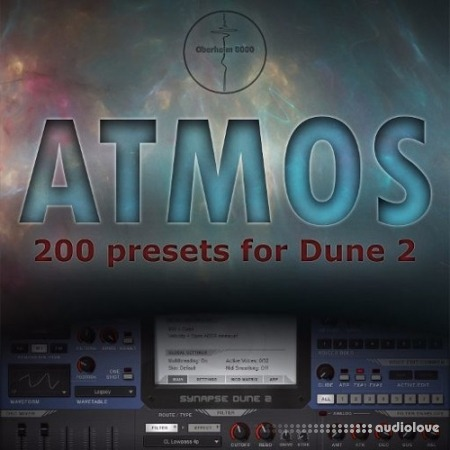 Oberheim8000 Atmos