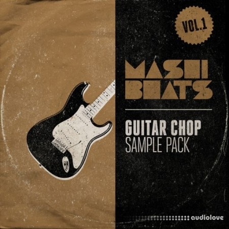 MASHIBEATS Sample Packs Guitar Chop Vol.1 WAV