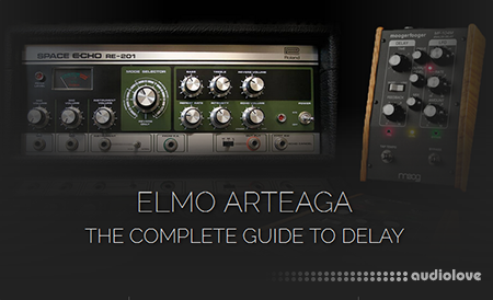 Pro Studio Live Elmo Arteaga The Complete Guide to Delay TUTORiAL