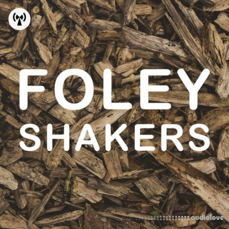 Noiiz Foley Shakers WAV