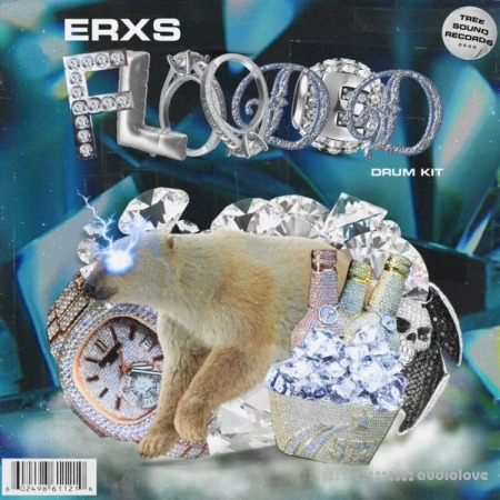 Treesound Erxs Flooded (Drum Kit) WAV MiDi