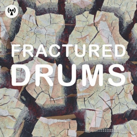 Noiiz Fractured Drums WAV MiDi