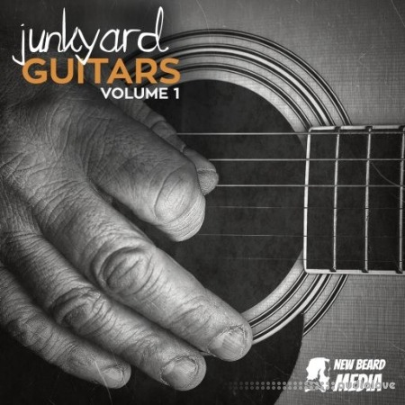 New Beard Media Junkyard Guitars Vol.1